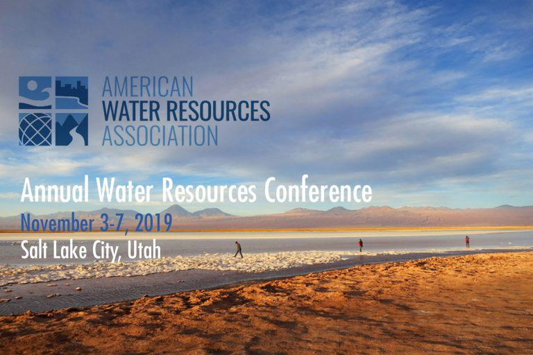 AWRA 2019 Annual Water Resources Conference