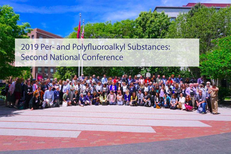 2019 PFAS Conference at Northeastern University